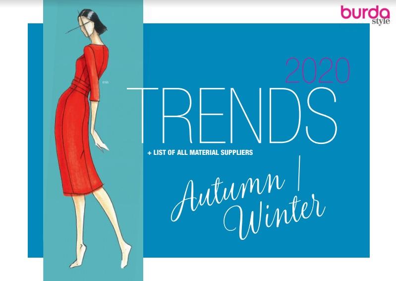 Тенденции стиля BURDA сезона осень-зима 2020-21